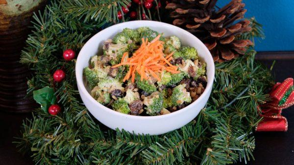 Broccoli-Salad-Christmas